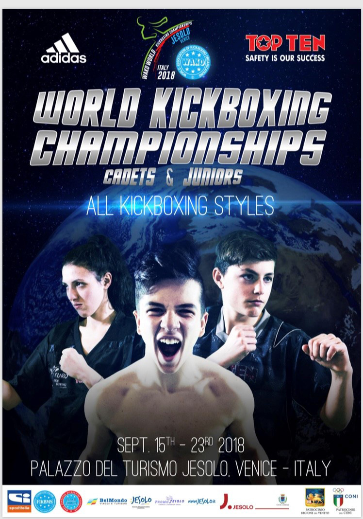 WORLD KICKBOXING CHAMPIONSHIPS